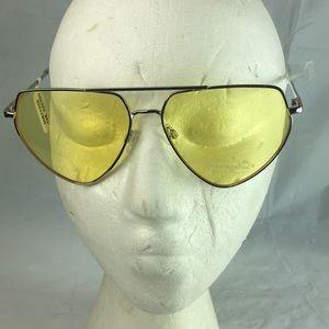 Free people yellow lenses sunglasses UV New